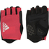 adidas Adistar Cycling Gloves - Shock Red/Black/White: Image 1