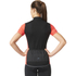 adidas Women's Supernova Ref Short Sleeve Jersey - Black/Shock Red: Image 5