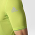 adidas Climachill Short Sleeve Jersey - Semi Solar Slime: Image 6