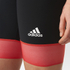 adidas Women's Adistar Bodysuit - Black/Red: Image 6