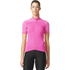 adidas Women's Climachill Short Sleeve Jersey - Shock Pink: Image 3
