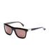 Calvin Klein Women's Platinum Sunglasses - Black Marble: Image 2