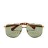Calvin Klein Jeans Men's Aviator Sunglasses - Brown: Image 1