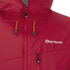 Sprayway Men's Grendel Insulated Jacket - Cherry/Smog: Image 4