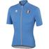 Sportful Italia CL Short Sleeve Jersey - Blue: Image 1
