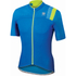 Sportful BodyFit Pro Race Short Sleeve Jersey - Blue/Yellow: Image 1