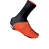 Sportful Lycra Shoe Covers - Black/Red: Image 1