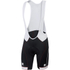 Sportful Giro Bib Shorts - Black/White/Red: Image 1