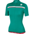 Sportful Allure Women's Short Sleeve Jersey - Green: Image 1