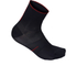 Sportful R&D 9 Socks - Black/Red: Image 1