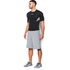 Under Armour Men's HeatGear CoolSwitch Compression Short Sleeve Shirt - Black: Image 4