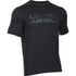 Under Armour Men's HeatGear Raid Graphic Short Sleeve T-Shirt - Black: Image 1
