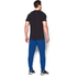 Under Armour Men's Tri-Blend Fleece Jogger Trousers - Blue: Image 5