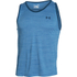 Under Armour Men's Tech Tank Top - Squadron/Navy: Image 1