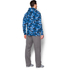Under Armour Men's Storm Rival Fleece Printed Hoody - Blue: Image 5