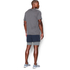 Under Armour Men's Mirage 2 in 1 Training Shorts - Navy Blue: Image 5