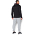 Under Armour Men's Storm Armour Fleece Big Logo Twist Hoody - Black: Image 5