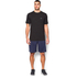Under Armour Men's Tri-Blend Pocket T-Shirt - Black: Image 3