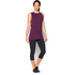 Under Armour Women's Studio Muscle Tank Top - Purple: Image 3