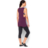 Under Armour Women's Studio Muscle Tank Top - Purple: Image 5