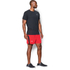 Under Armour Men's Launch 5 Inch Run Shorts - Red: Image 4