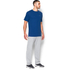 Under Armour Men's Tri-Blend Pocket T-Shirt - Blue: Image 4