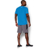 Under Armour Men's Streaker Run Short Sleeve T-Shirt - Blue: Image 5