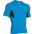 Under Armour Men's HeatGear CoolSwitch Compression Short Sleeve Shirt - Electric Blue: Image 1