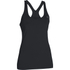 Under Armour Women's HeatGear Armour Racer Tank - Black: Image 1