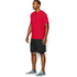 Under Armour Men's Sportstyle Left Chest Logo T-Shirt - Red: Image 4