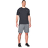 Under Armour Men's Tech Mesh Shorts - Grey/Black: Image 3