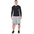 Under Armour Men's HeatGear CoolSwitch Compression Baselayer - Black: Image 3