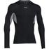 Under Armour Men's HeatGear CoolSwitch Compression Baselayer - Black: Image 1