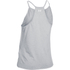 Under Armour Women's Studio Flowy Tech Tank Top - Grey: Image 2