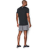 Under Armour Men's Streaker Run Short Sleeve T-Shirt - Black: Image 5