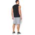 Under Armour Men's Tech Sleeveless T-Shirt - Black: Image 5
