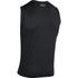 Under Armour Men's Tech Sleeveless T-Shirt - Black: Image 2
