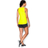 Under Armour Women's CoolSwitch Sleeveless Tank Top - Yellow: Image 5