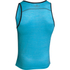 Under Armour Men's Tech Tank Top - Meridian Blue/Graphite: Image 2