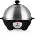Tower T19010 Egg Cooker and Poacher - Stainless Steel: Image 1