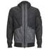 4Bidden Men's Reflect Windbreaker - Black/Reflective: Image 1
