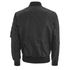 4Bidden Men's Radar Bomber Jacket - Black: Image 2