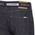 Smith & Jones Mens Stryker Belted Bootcut Jeans - Dark Wash: Image 3