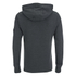 Smith & Jones Men's Palazzo Zip Through Hoody - Black Marl: Image 2