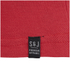Smith & Jones Men's Mascaron Zip Pocket Polo Shirt - True Red: Image 4