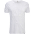 Smith & Jones Men's Diastyle Skull T-Shirt - White Nep: Image 1