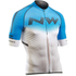 Northwave Extreme Full Zip Short Sleeve Jersey - Blue: Image 1