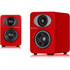 Steljes Audio NS1  Bluetooth Duo Speakers  - Vermilion Red: Image 1