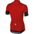 Castelli Entrata 2 Short Sleeve Jersey - Red: Image 2