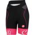 Castelli Women's Free Aero Shorts - Black/Pink: Image 1